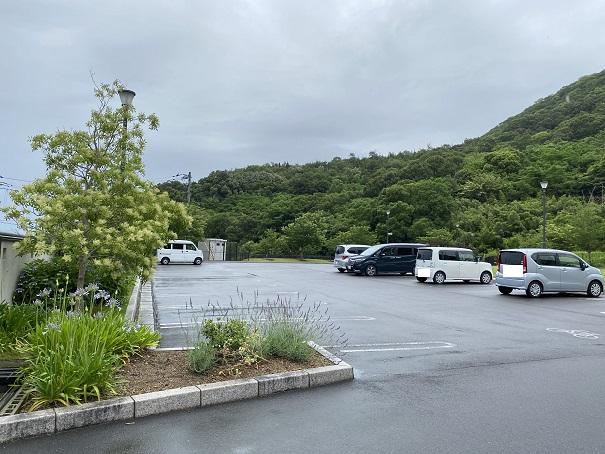 善通寺五岳の里 駐車場