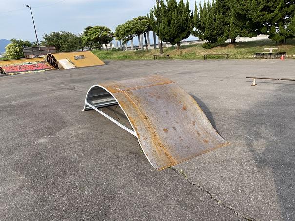 スケートパークアイテム