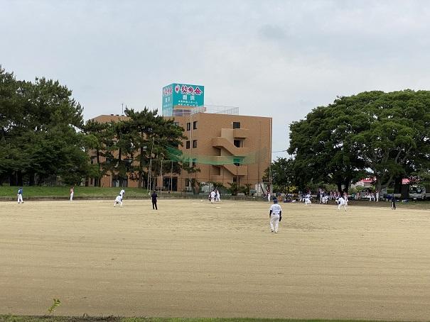 一の宮公園野球場