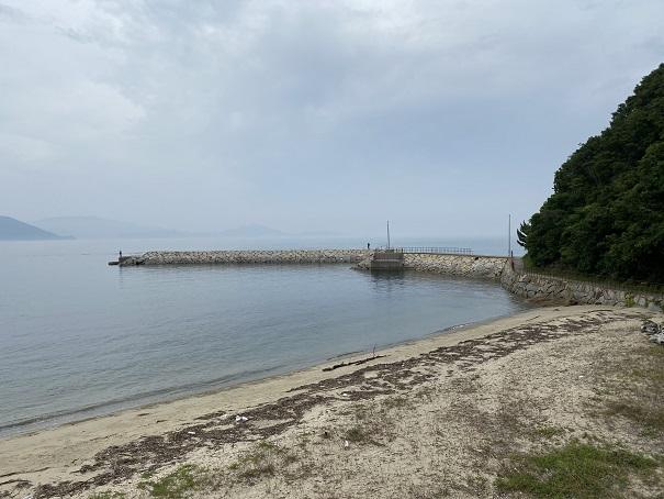 海釣り公園跡地