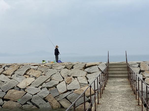 海釣り公園跡地五目釣り