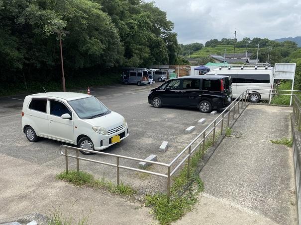 山田海岸駐車場
