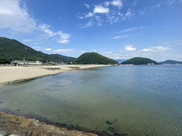 名部戸海水浴場