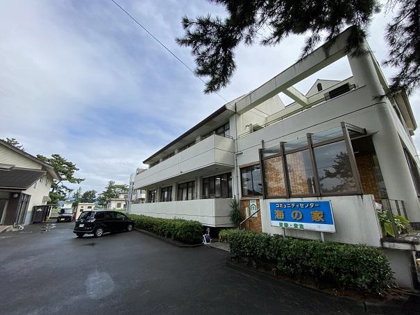 豊浜コミュニティセンター海の家