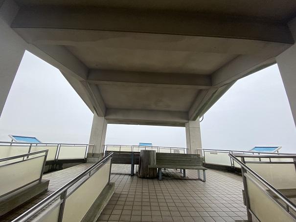 紫雲出山 山頂展望台2
