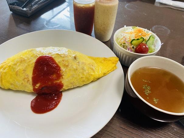 Kitchen Manma(キッチンマンマ)オムライス