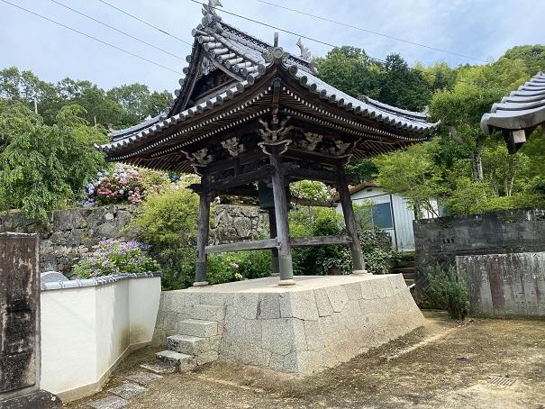勝名寺 鐘楼堂