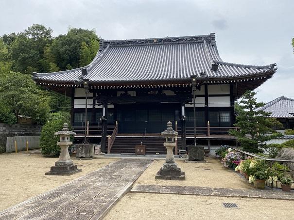 勝名寺 本堂