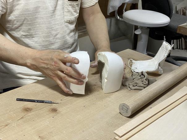 栗山窯 土鈴作り3