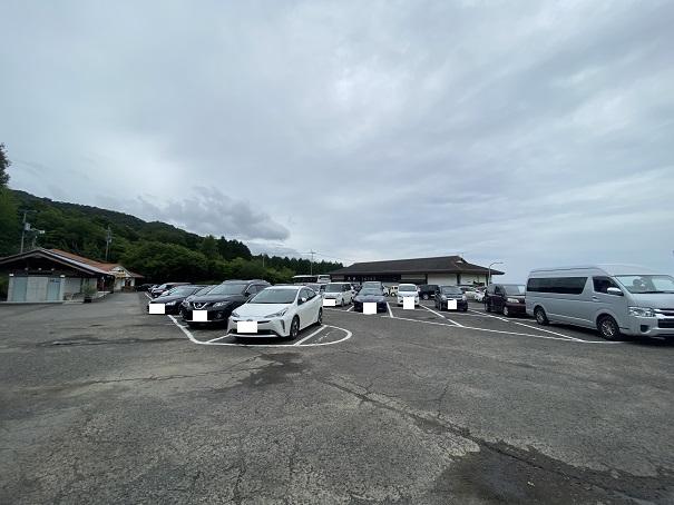 雲辺寺ロープウェイ 駐車場