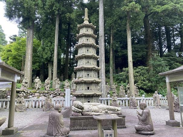 雲辺寺 涅槃像