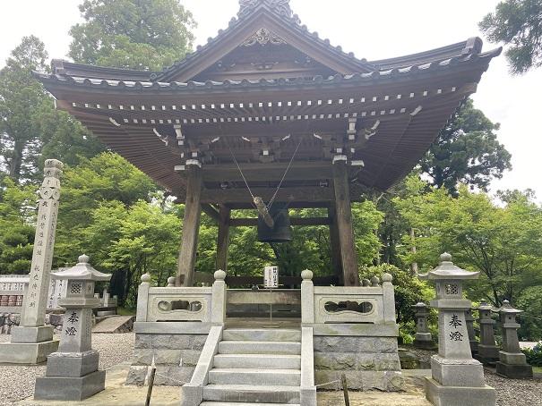雲辺寺 鐘楼堂
