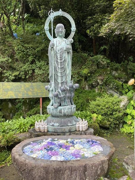 雲辺寺 水子地蔵2