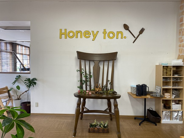 Honey ton.(ハ二トン)店内2