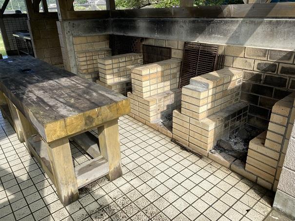 浮津海水浴場バーベキューサイト