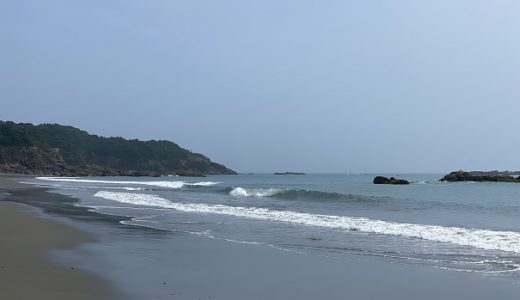 平野サーフビーチ Hirano Surfing Beach 四万十市
