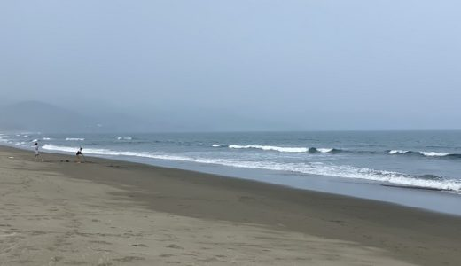 入野海岸のサーフィンやボディボード 海水浴が楽しめる 黒潮町