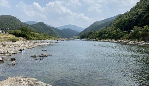 四万十川 川遊び公園 ふるさと交流センター キャンプ場はラフティングやカヌーが楽しめる 四万十町