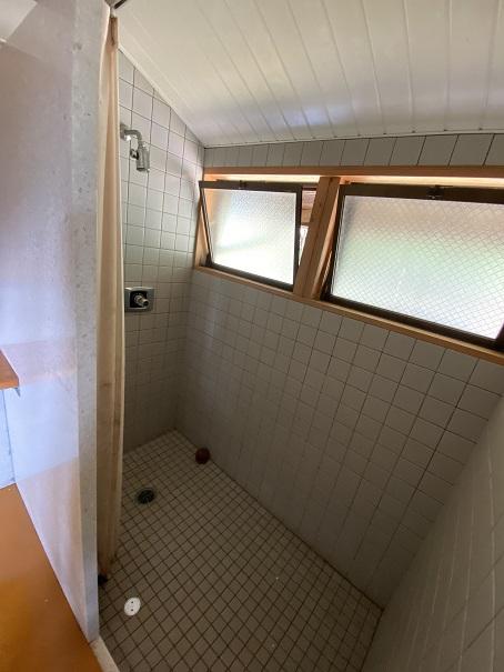 リバーパーク 轟 シャワー室