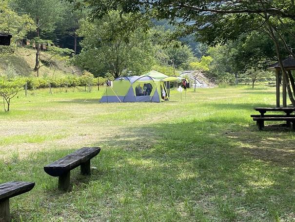 リバーパーク 轟キャンプサイト