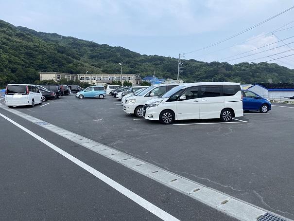 柏島 駐車場