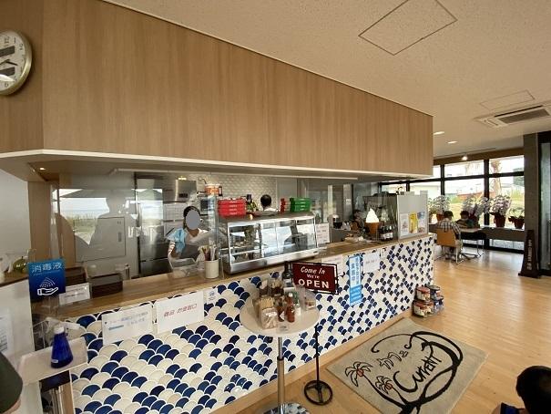 足摺海洋館 カフェ