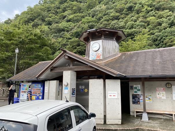 道の駅しおのえトイレ
