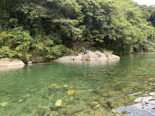 御三戸嶽(みみどだけ)川4
