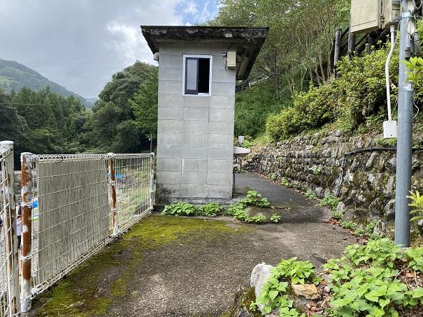 桑の川わんぱくプール トイレ