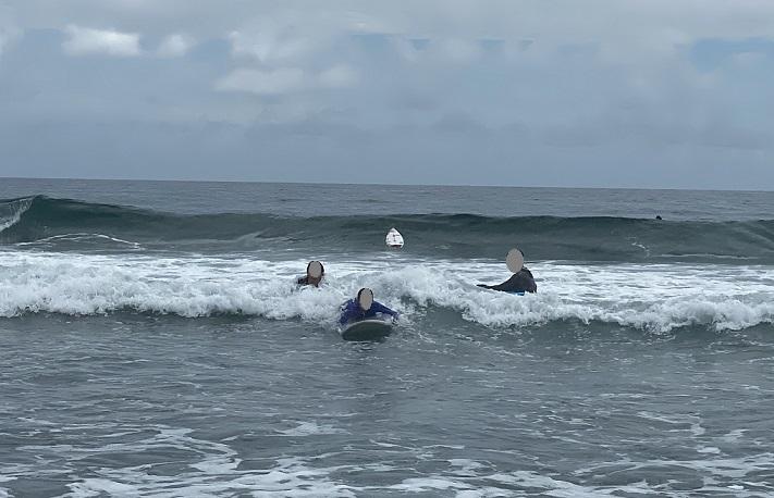 サーフィンスクール 4
