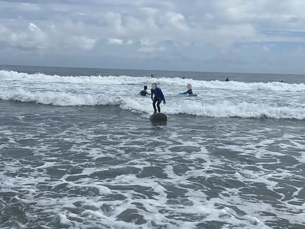 サーフィンスクール 7