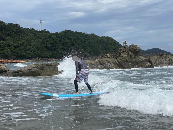 SURF SHOP MORE サーフィンテイクオフ