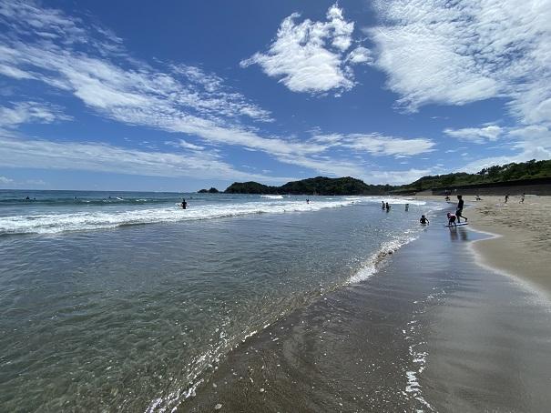生見サーフィンビーチ