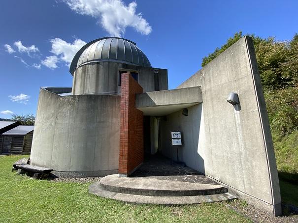 ふるさと旅行村 天文台