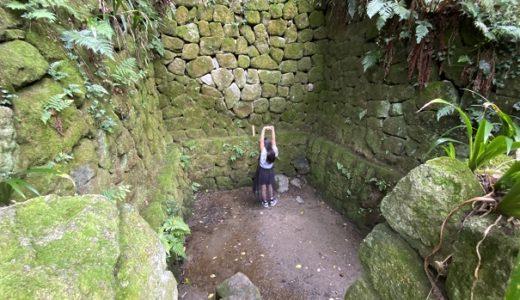 志保山の風穴 自然の神秘 天然のクーラーや冷蔵庫 三豊市