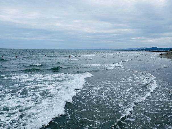 小松海岸 ビーチ1