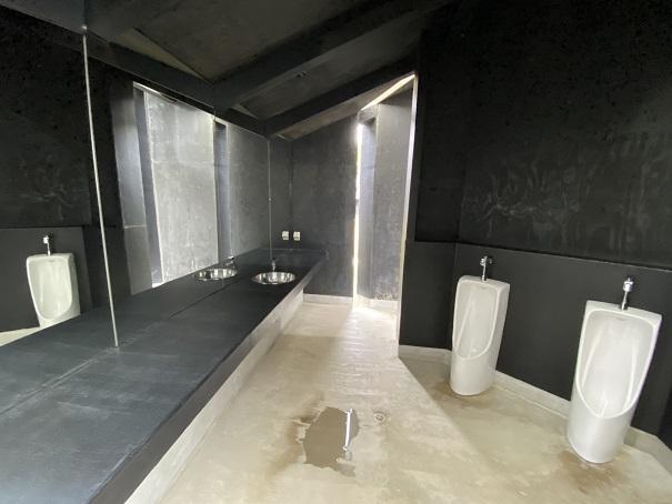 トイレの家 男子トイレ