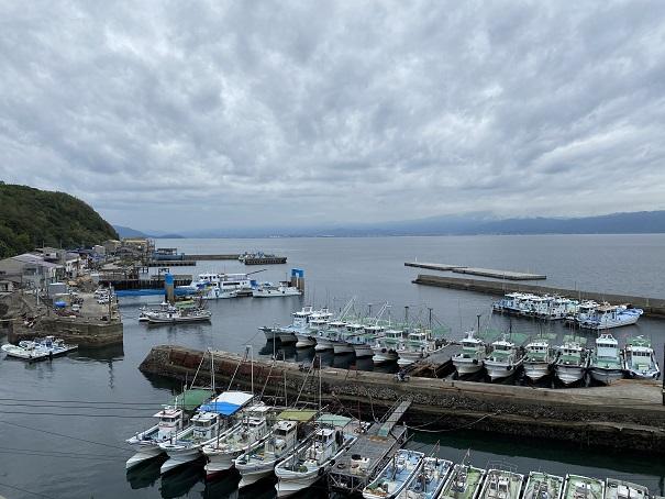 伊吹島漁港