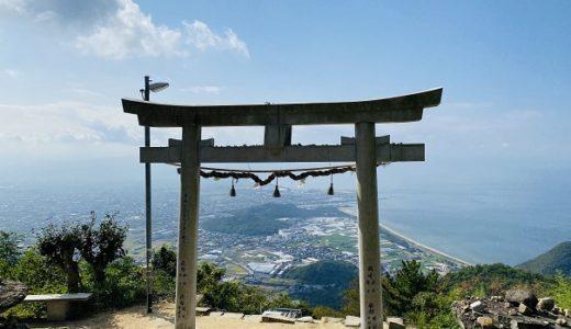高屋神社 天空の鳥居として全国的に有名な観光地 稲積神社 観音寺市