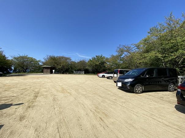 高屋神社 下宮駐車場