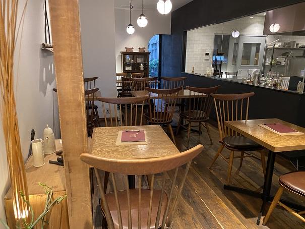 アイスビストロヒライ カフェスペース