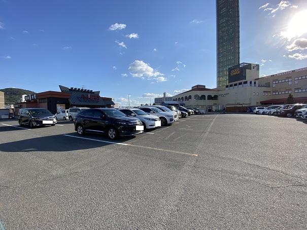 ソラキン 駐車場2