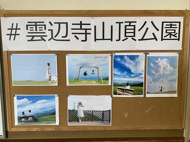雲辺寺山頂公園 写真