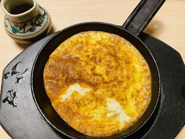 山芋チーズのふわとろ焼き
