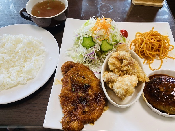 高知県Go To Eatランチ