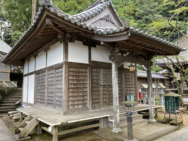 薬王寺 地蔵堂