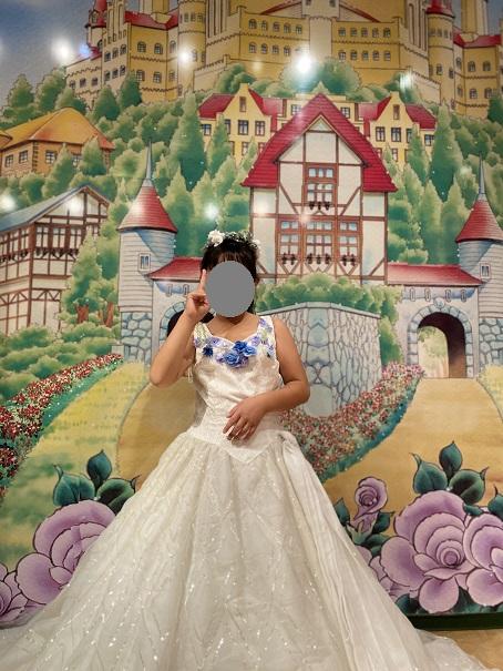 いがらしゆみこ美術館 お姫様体験2