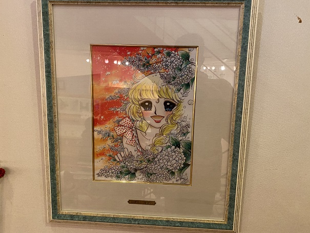 いがらしゆみこ美術館 原画2