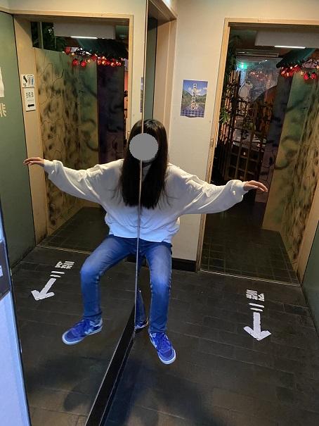 桃太郎からくり博物館 空飛ぶ鏡