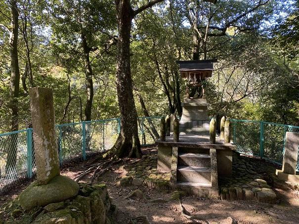 岩部八幡神社 景安神社